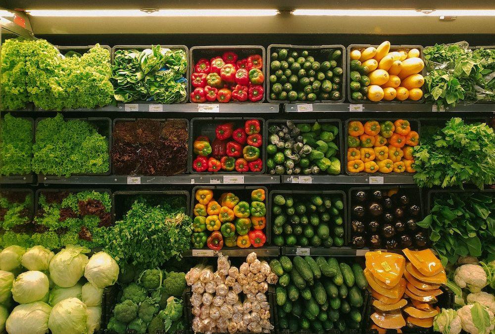 Camerabeveiliging en mist in filialen supermarkt Jan Linders