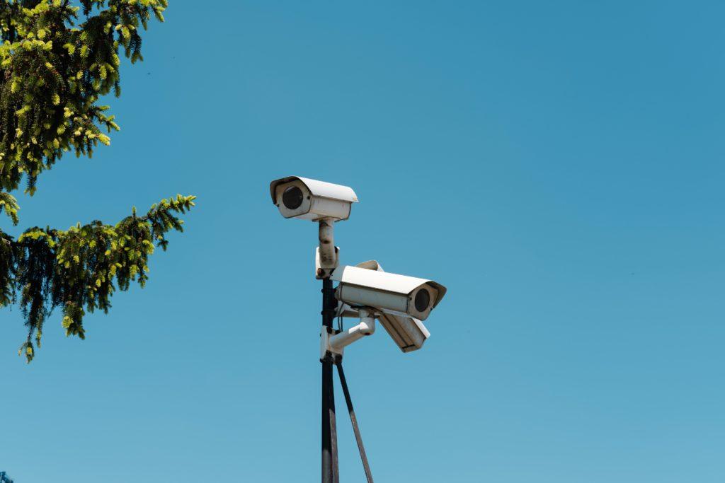 camera beveiliging sportaccommodatie