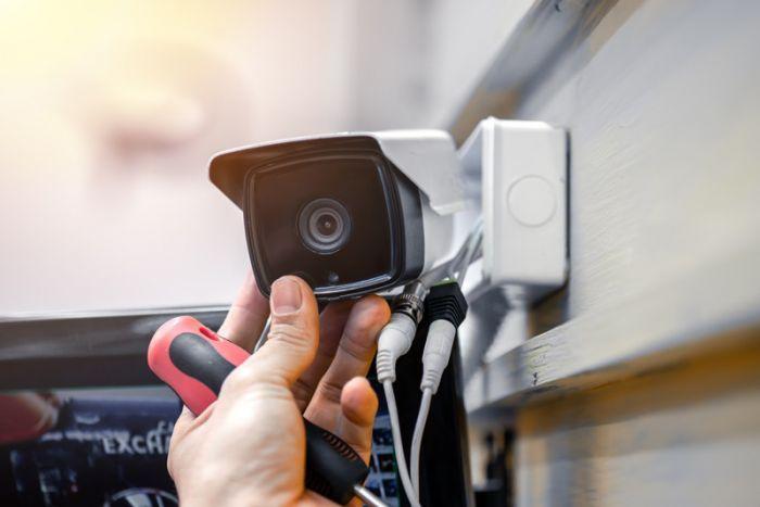 Camera beveiliging inclusief installatie