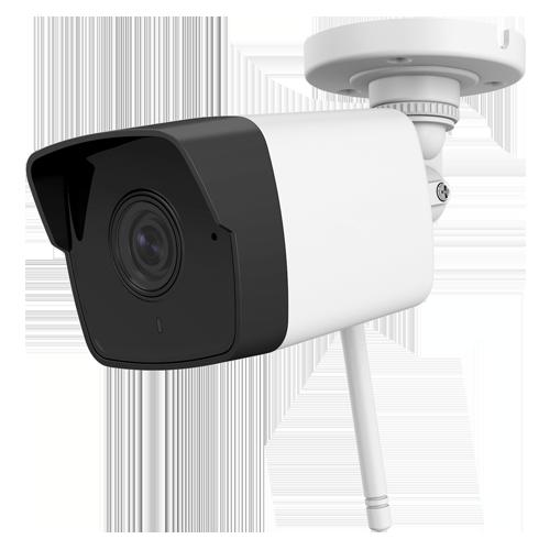 Een wifi camera, gemakkelijk te installeren